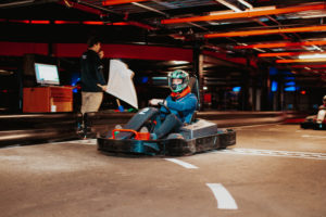 Grand Prix Launches Multi Level Race Track and GPX Park