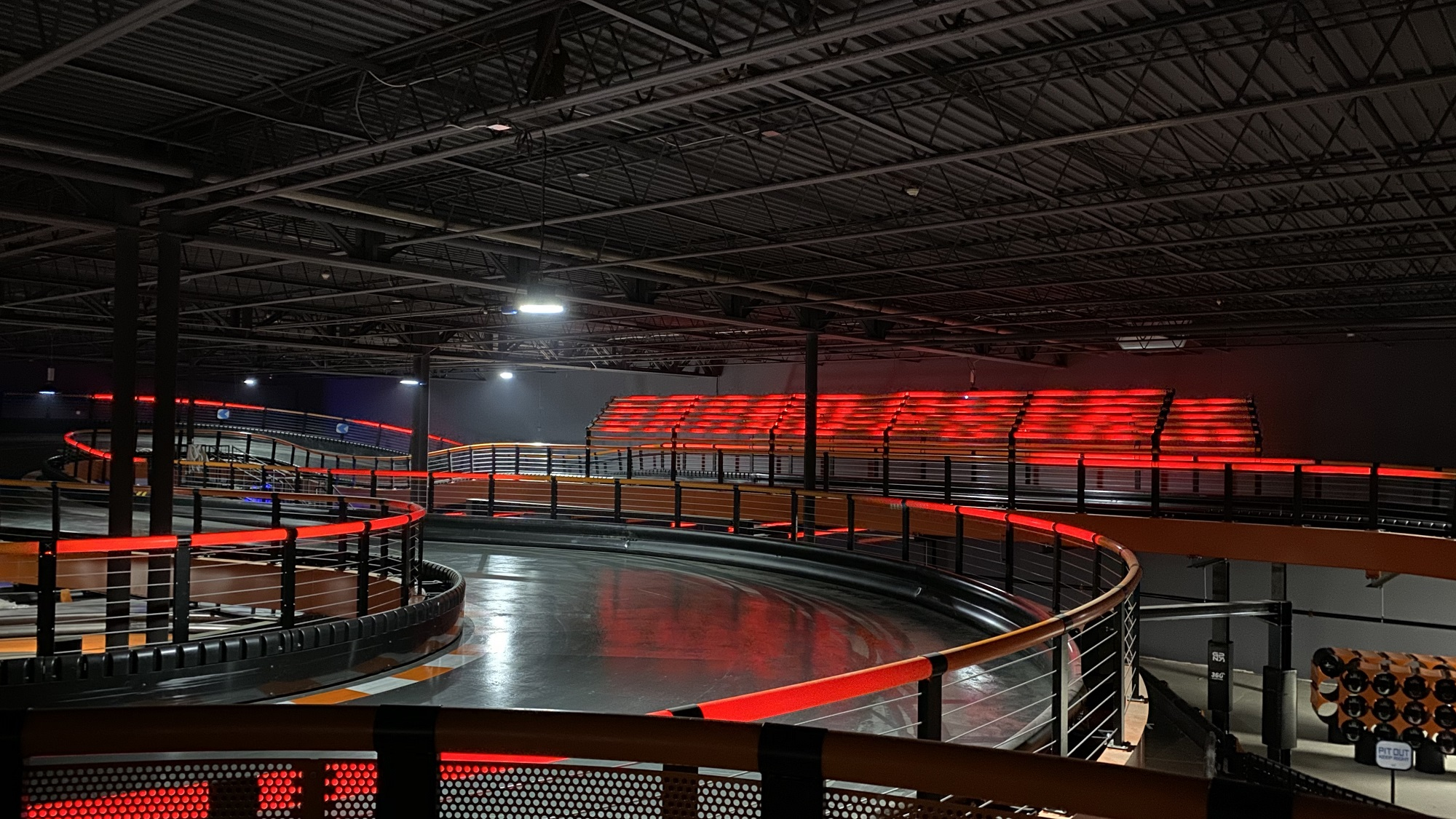Grand Prix New York Racing & Entertainment Launches State of the Art Multi-Level Track and Extreme Play Ninja Park