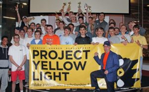 Greenwich Residents Race at Grand Prix New York Raises Thousands for Project Yellow Light